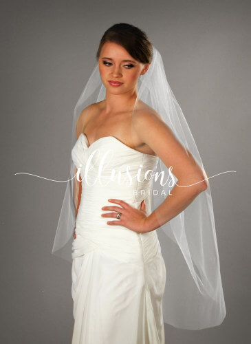 Illusions Bridal Veils Style 7-451-CT