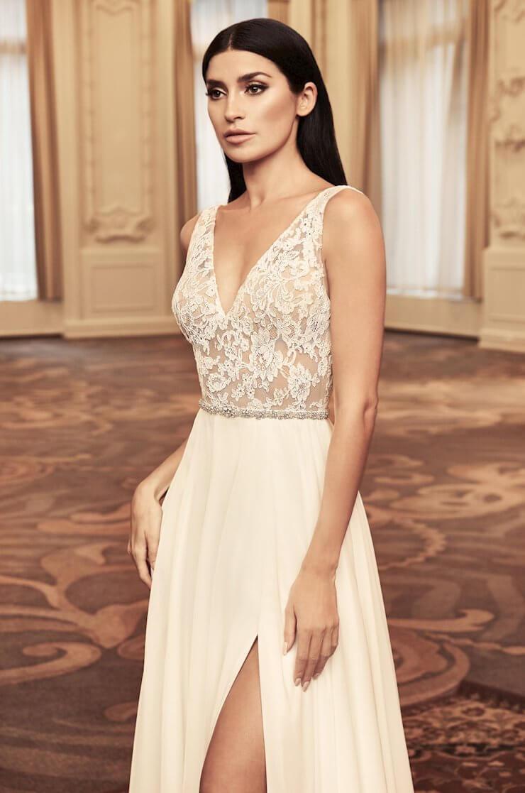 Paloma Blanca Style 4808