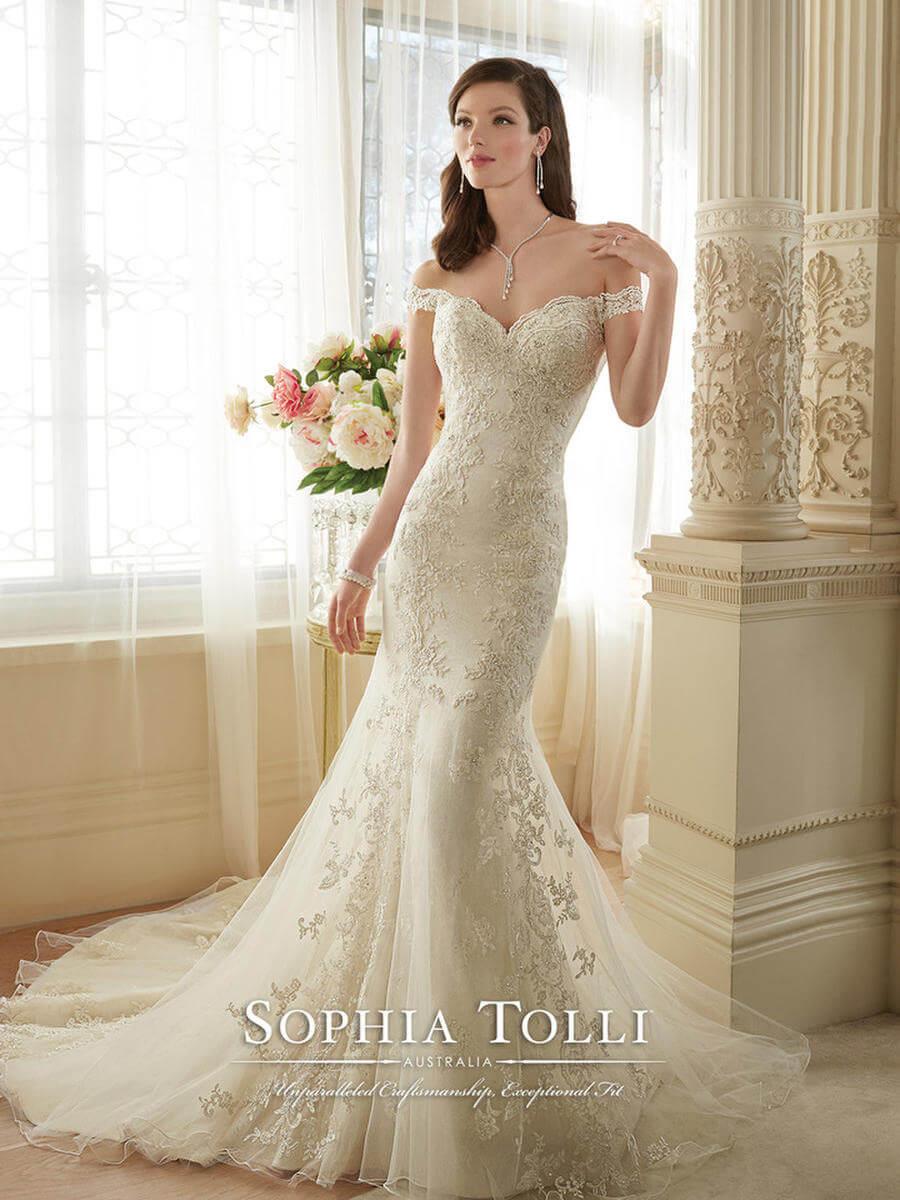 Sophia Tolli Style Y11634